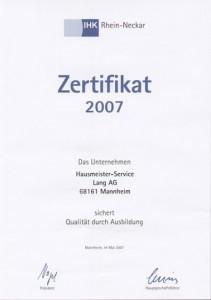 Büro Kauffrau Ausbildung Mannheim, Heidelberg, Ludwigshafen