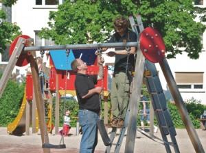 Spielplatz Service Mannheim Ludwigshafen Heidelberg